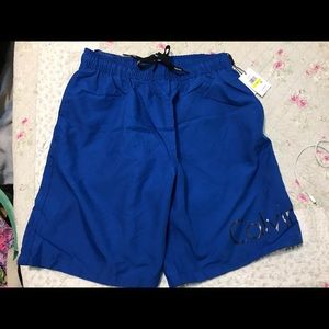 NEW Calvin Klein Swim Trunks Shorts NWT M